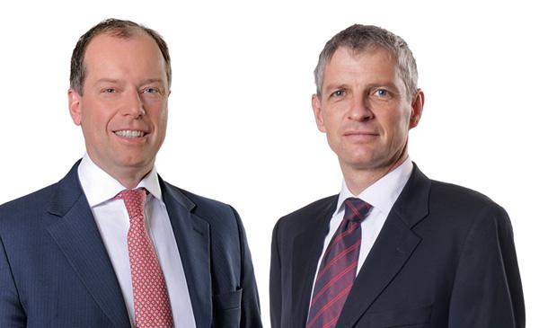 Markus Fellner und Michael Hecht