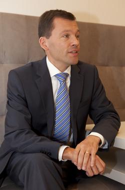 """""""ich möchte die Begeisterung für unseren Beruf verstärkt auch an andere weitergeben."""", so Florian Kranebitter"""