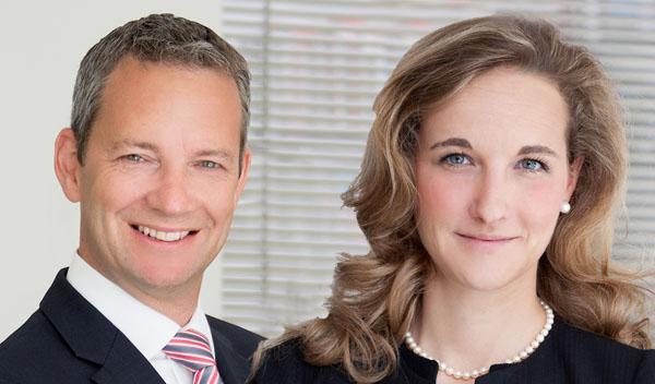 Florian Khol und Hemma Parsché