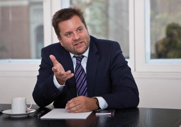 """Günther Leissler ist Rechtsanwalt bei Schönherr, auf Datenschutzrecht spezialisiert und leitet die Seminarreihe der """"Schönherr Privacy Academy"""", die sich der neuen Datenschutzgrundverordnung widmet."""