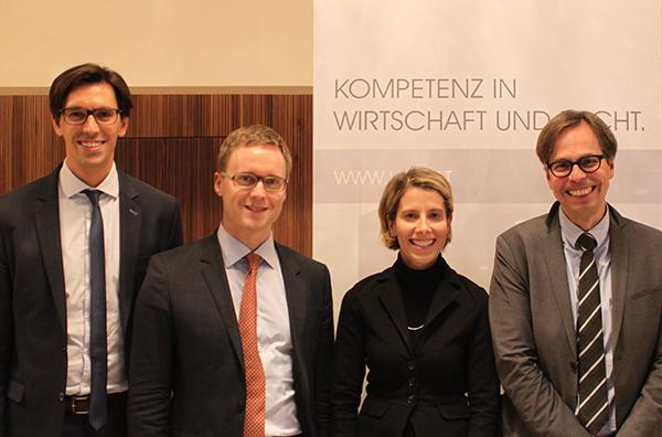 Andreas Mätzler, Karsten Meyer, Alexandra Cihlar, Lambert Köhling