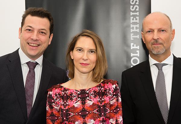 Roland Marko, Birgit Kraml, Peter Oberlechner