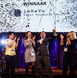Dutch Legal Tech Award 2018 geht an Wiener Startup LeReTo