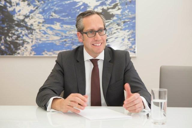 Clemens Jaufer, Partner bei ScherbaumSeebacher