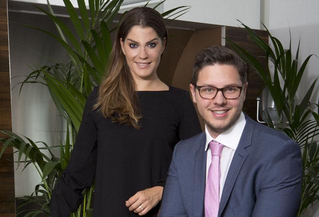 Dr. Caterina Hartmann-Schramm, Rechtsanwältin und Mag. Armin Redl, Rechtsanwaltsanwärter, beide DLA Piper