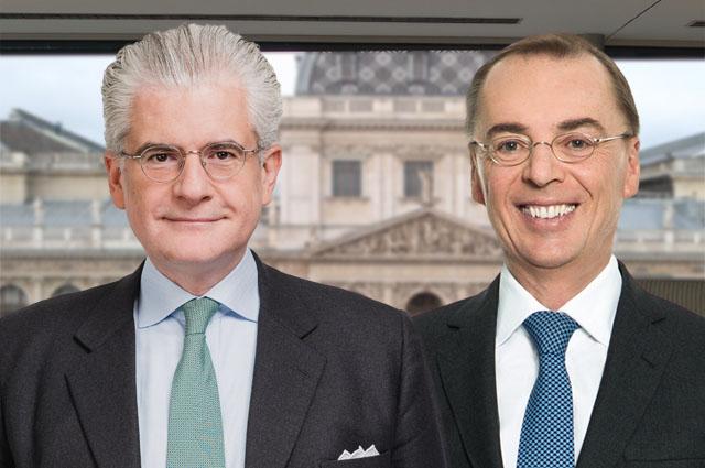 Christoph Brogyányi und Andreas Mayr