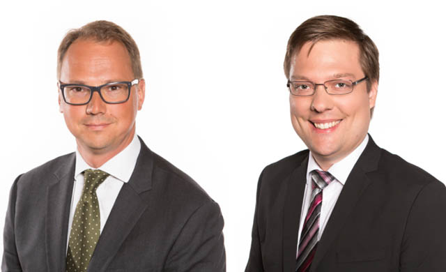 Thomas Trettnak und Christoph Reiter