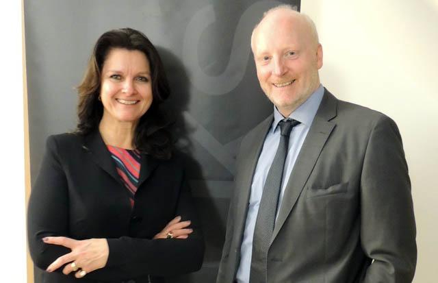 Katharina Müller und Rainer Stempkowski