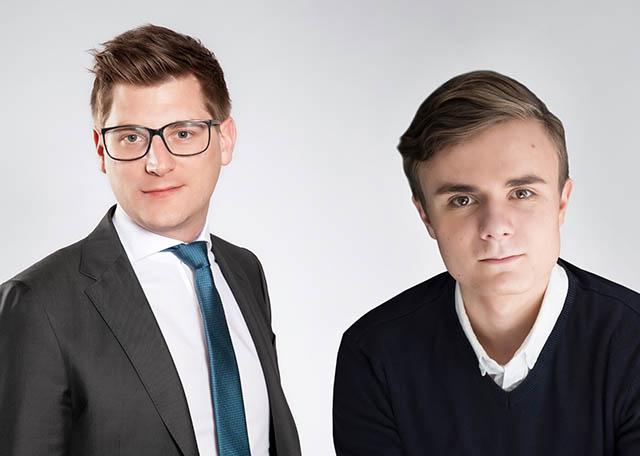 Mag. Christian Kern, Preslmayr Rechtsanwälte und Benjamin Hadrigan, Lernsieg Mobile Media GmbH
