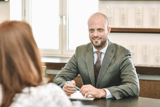 Matthias Fucik ist Rechtsanwaltsanwärter und Mitglied von PHH Tax