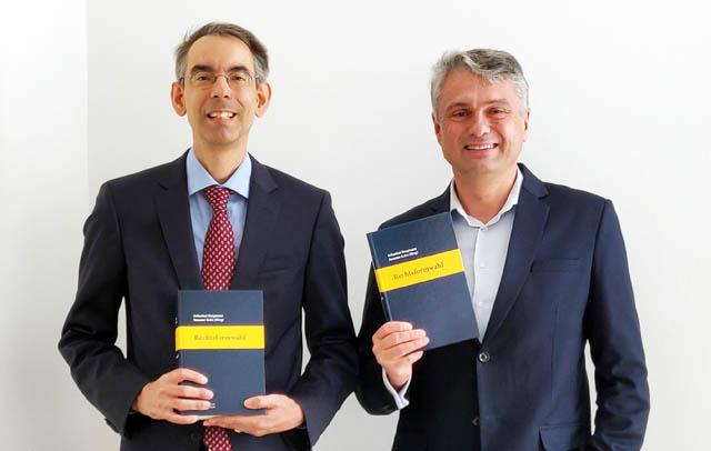 Thomas Haberer und Jörg Zehetner