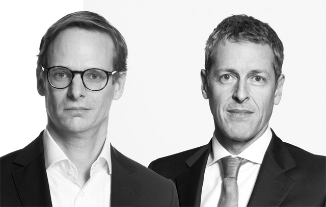 Stephan Heckenthaler (Partner, Banking/Financial Service Regulatory) und  Thomas Schirmer (Partner, M&A)