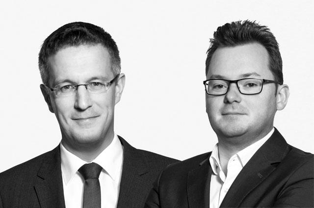 Gottfried Gassner und Christian Zwick