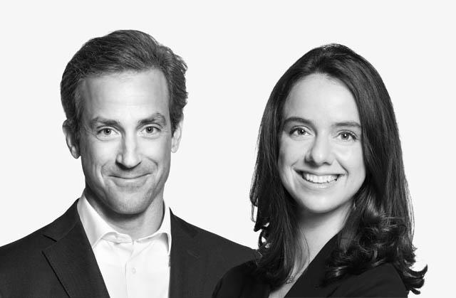 Partner Bernd Schneiderbauer und Rechtsanwältin Claudia Fochtmann-Tischler
