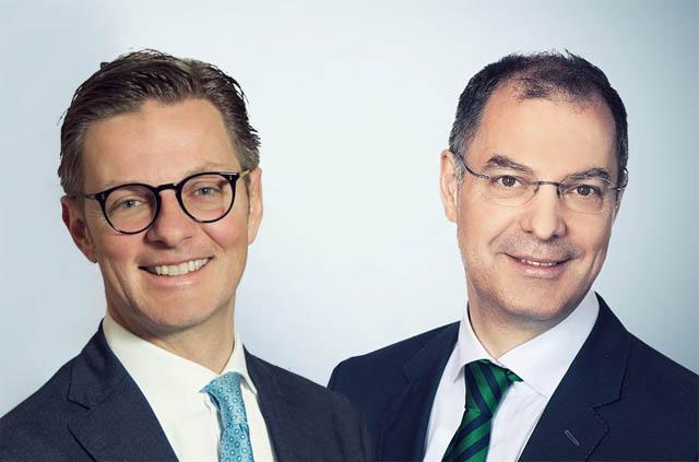 Stephan Pachinger und Friedrich Jergitsch