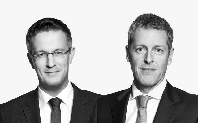 Gottfried Gassner und Thomas Schirmer