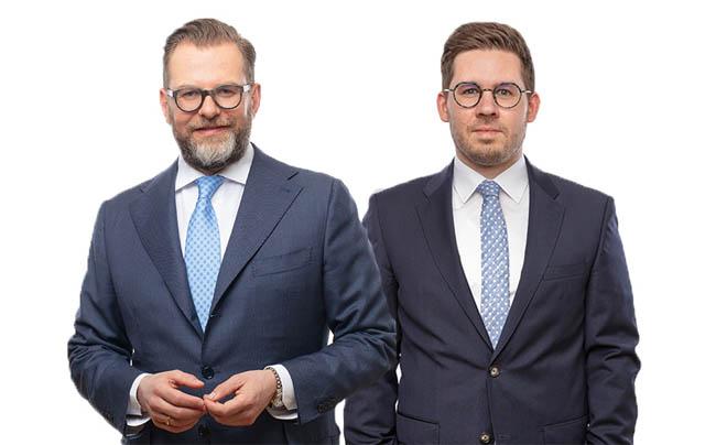 Martin Ebner und Matthias Pressler