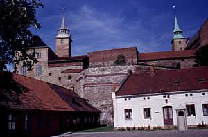 Zamek Akershus