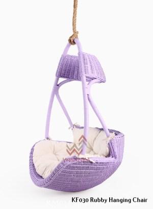 Rubby Rattan Hanging Chair