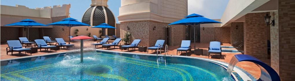 Royal Rose Luxury Hotel Furniture Project Abu Dhabi 12