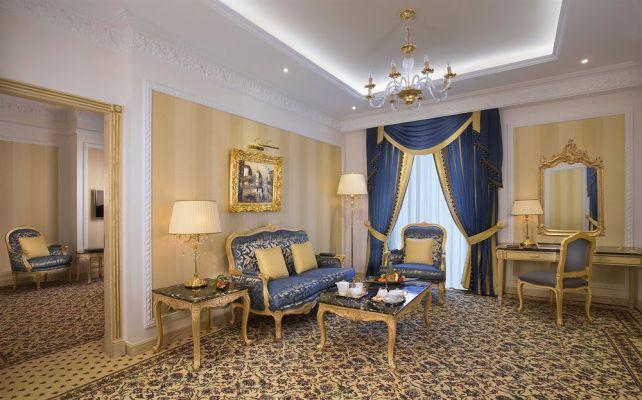 Royal Rose Luxury Hotel Furniture Project Abu Dhabi 8