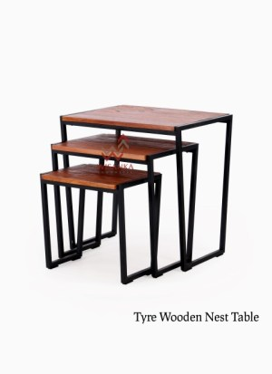 Tyre Nestng Table ( 3pcsSet) (Small)