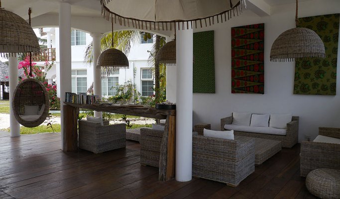 Zanzibar Hotel Furniture Project Africa 6