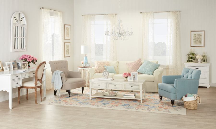 Shabby Chic Interior Furniture Designs From Wisanka Indoensia