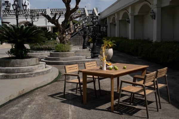 Farrel Outdoor Dining Furniture Set