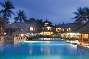 Hotel Karthi Bar dan Restaurant Kuta