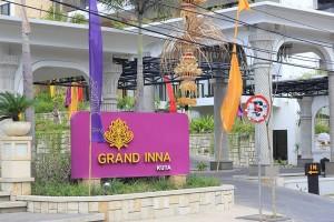 Grand Inna Kuta Hotel Bali