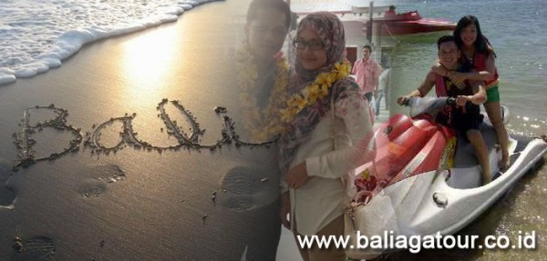 Paket Bulan Madu Bali 3 Hari 2 Malam Exclusive Honeymoon