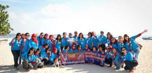 Bhayangkari Polres Sidoarjo Jawa Timur