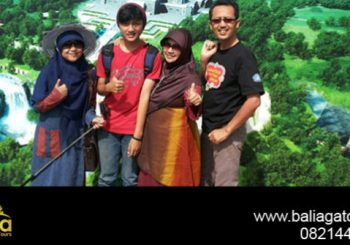 Paket Wisata Keluarga 5 Hari 4 Malam Bali
