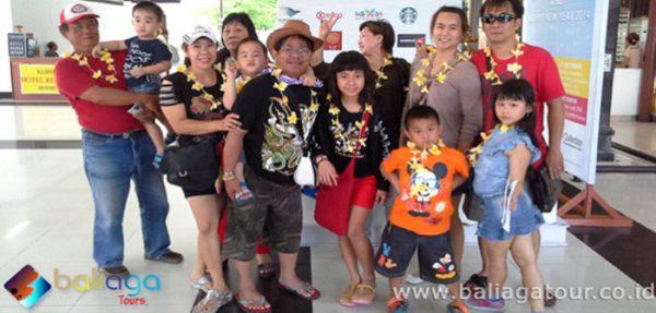 Paket Wisata Keluarga 3 Hari 2 Malam Bali Happy Family