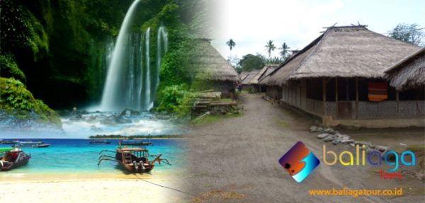 Paket Wisata Lombok 4 Hari 3 Malam Fun Holiday