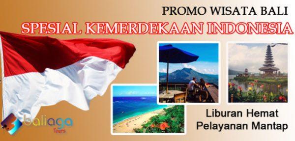Paket Wisata Bali Agustus 2015 Spesial Kemerdekaan Indonesia