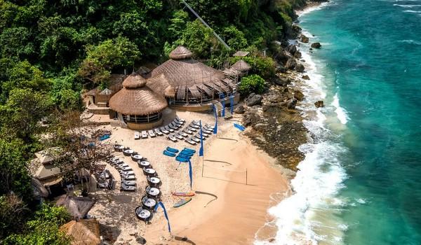 obyek wisata finns beach bali