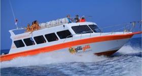 Fast Boat Gili Gili