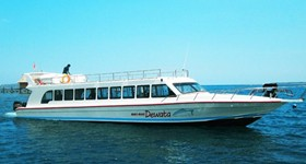 Fast Boat Mahi Mahi Dewata