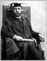 Charles Van Hise portrait