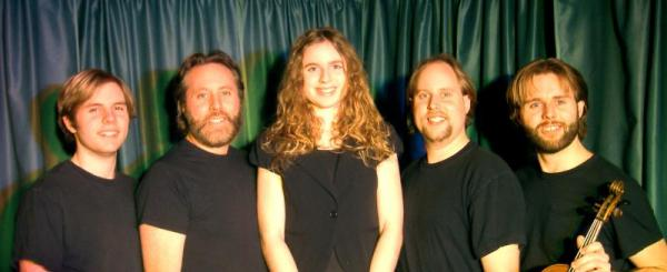 Celtic Christmas with music group The Sky Family ...