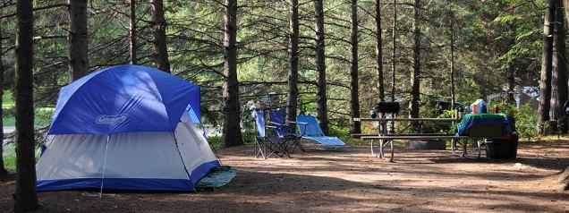 Lake Chippewa Campground1