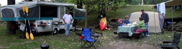 Log Cabin Resort & Campground2