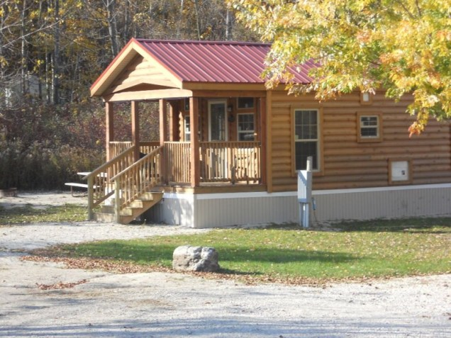 Quietwoods South Camping Resort1