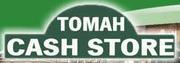 Tomah Cash Store Logo