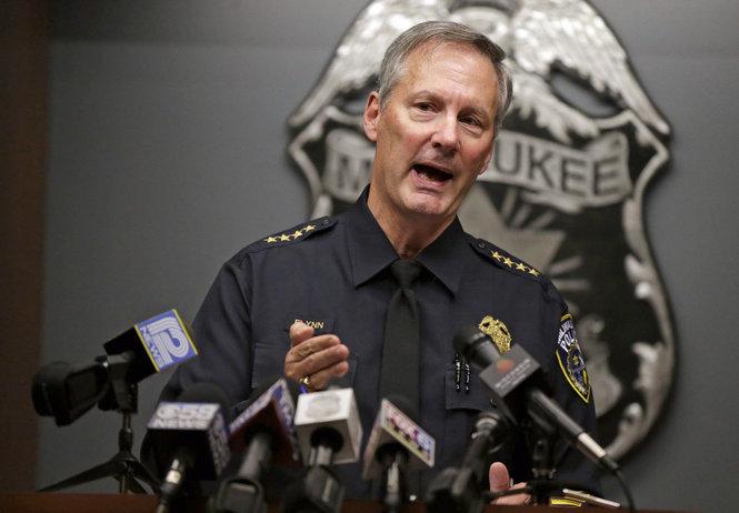 Milwaukee Police Chief Blames You!