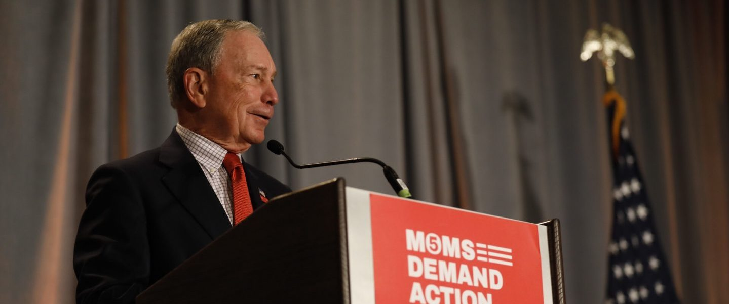 Bloomberg on the Warpath in Wisconsin!