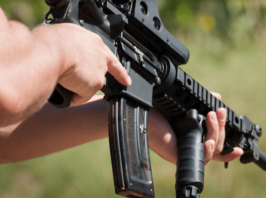 Breaking...Massive 'Assault Weapons' Ban Filed in D.C.!