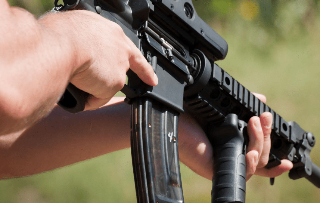 Breaking…Massive 'Assault Weapons' Ban Filed in D.C.!